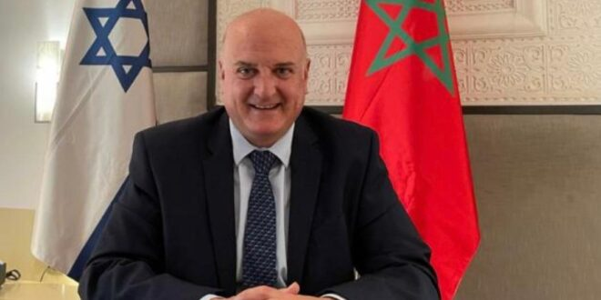 הממונה על נציגות ישראל במרוקו הגיע לבירת המדינה רבאט