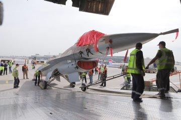 משרד הביטחון מוכר מטוסי אף – 16 שישמשו לאימון חיל האוויר האמריקאי