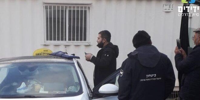 ילד ננעל בשגגה בתוך מונית סמוך לישוב פסגות בשומרון וחולץ בשלום
