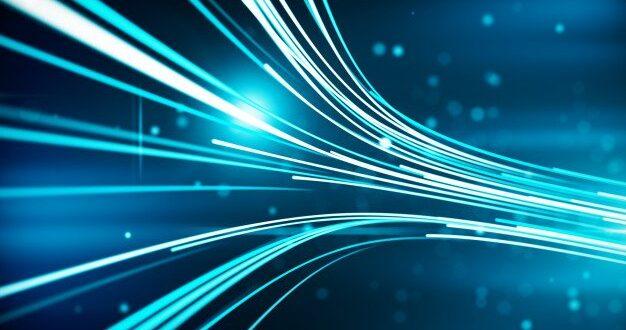 למה עם סיבים אופטיים האינטרנט מהיר הרבה יותר?