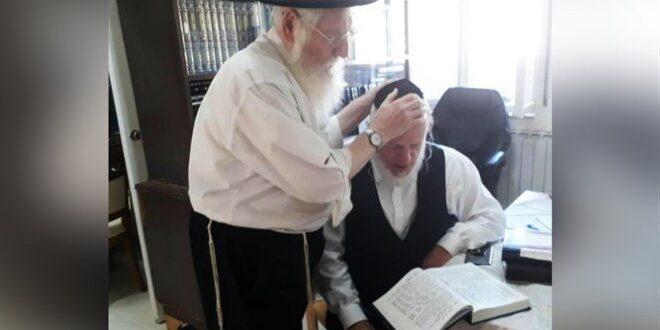 לאחר שאיבד את אימו ואחיו: אביו של יהודה משי זהב הלך לעולמו