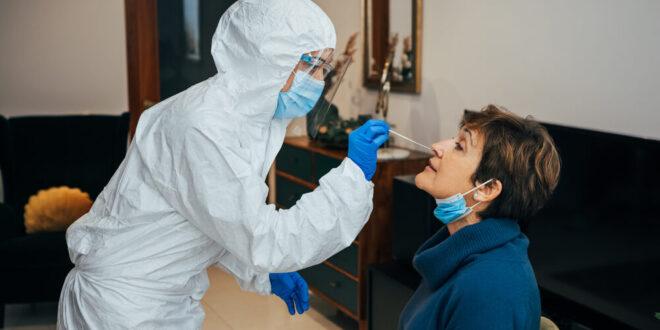 """מתחילת משבר הקורונה דגמו צוותי מד""""א כ-4 מיליון ומאתיים אלף בני אדם"""