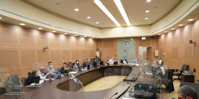 הכנסת אישרה בקריאה שנייה ושלישית העברת מענק לציבור הנכים