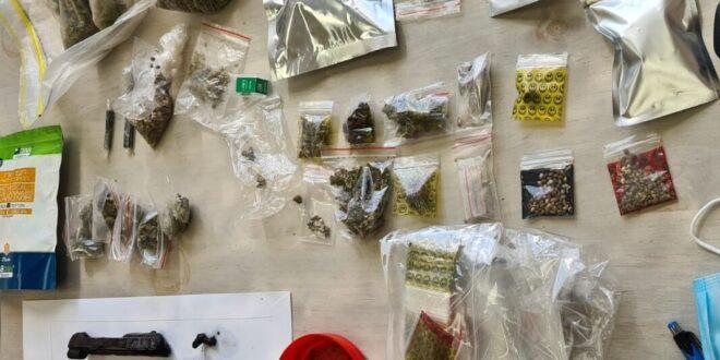 אקדח, תחמושת וסמים נתפסו בפעילות מבצעית של המשטרה בכפר נחף
