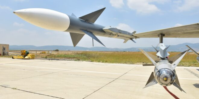 """צפו: הטיל המשודרג של רפא""""ל – המיירט לטווח של מעל ל- 100 ק""""מ"""