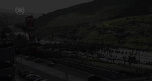 המחאה באום אל-פחם: בדקות האחרונות החלו הפרות סדר בסמוך לתחנת המשטרה בע...