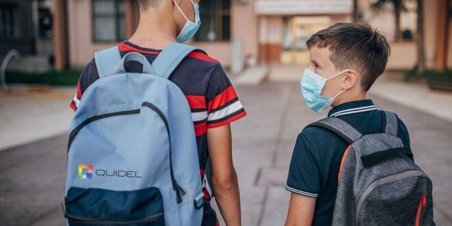 קורונה במערכת החינוך: 6,994 תלמידים ועובדי הוראה מאומתים לנגיף