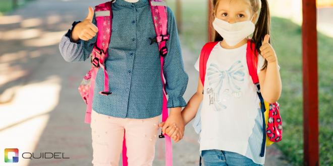 קורונה במערכת החינוך: 203 תלמידים ועובדי הוראה מאומתים לנגיף