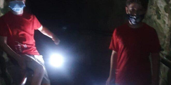 מהשבוע בלילות חמישי: סיורי עששיות באתר התיירות ראש הנקרה