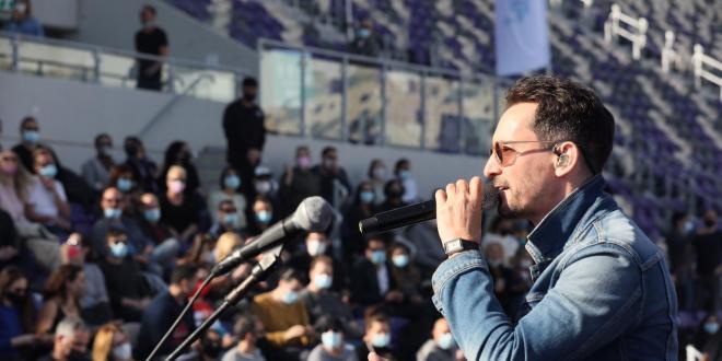 תל אביב חוגגת את חזרת התרבות: הופעות בלעדיות באיצטדיון בלומפילד
