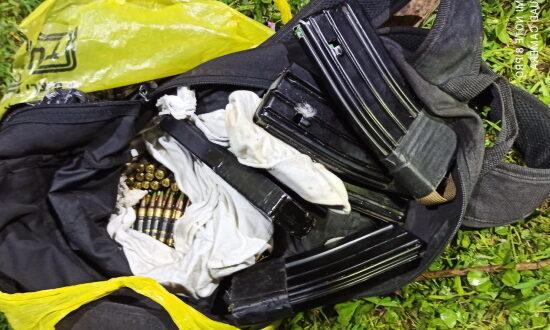 נעצרו 2 החשודים בשוד וחטיפת הנשק מחייל במהלך תרגיל ביער חרוביה