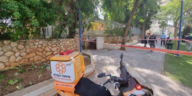 צעיר בן 21 נורה בגבעת שמואל, מצבו בינוני