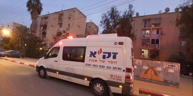 גופת אישה כבת 70 נמצאה מוטלת בביתה בבאר שבע במצב ריקבון