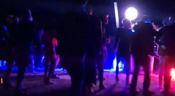 מאות מבלים נתפסו במסיבות באזור נחל צין, 3 תקליטנים עוכבו