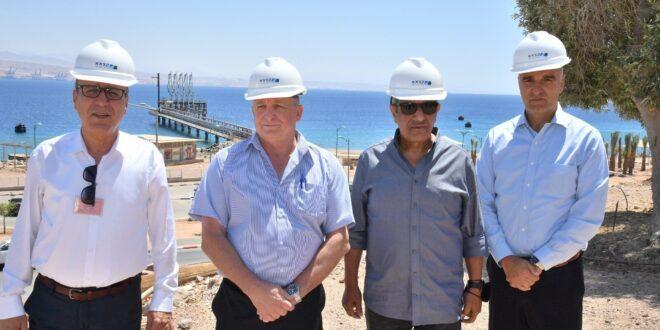 """על רקע חתימת ההסכם להעברת נפט: עיריית אילת קיימה דיון עם חברת קצא""""א"""