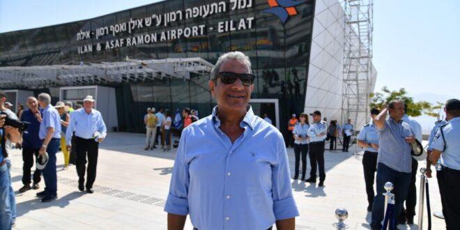 ראש עיריית אילת: יש להגדיל את מספר הטיסות לאילת וממנה