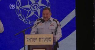 """מפכ""""ל המשטרה, רנ״צ יעקב שבתאי, התייחס לאירועי האלימות והפשיעה שהתרחשו ..."""