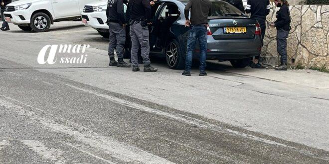 פצוע קל-בינוני בקטטה בתל שבע, ירי בוצע לעבר ניידת משטרה
