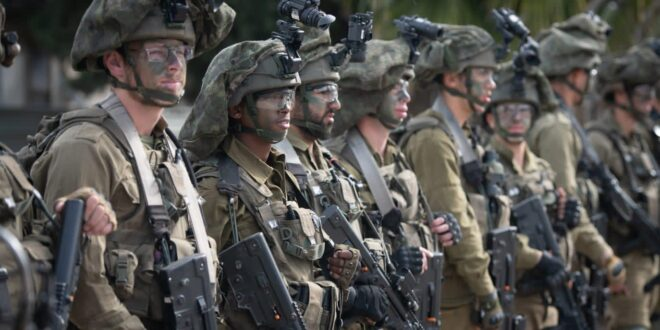 תיעוד: ההיערכות של כוחות צה״ל בגבול הדרום