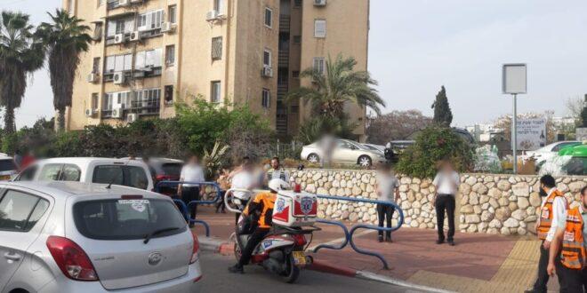 נער בן 15 נפצע בינוני באירוע אלימות באשדוד