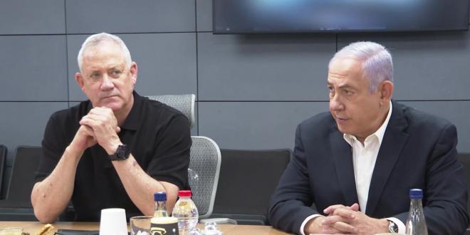 שר הביטחון: על כל יום של ירי – נחזיר את ארגוני הטרור שנים אחורה
