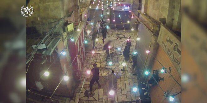 יהודי הותקף סמוך לשער שכם בירושלים, שלושה חשודים נעצרו