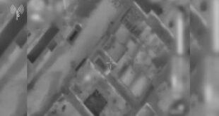 תיעוד מהתקיפה: 3 פעילי חמאס חוסלו בצפון הרצועה על ידי כוחות ...