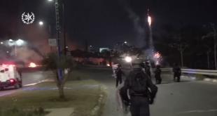 בעקבות אירועי האלימות ברחבי הארץ, הוחלט על גיוס מידי של 8 פלוגות מילוא...