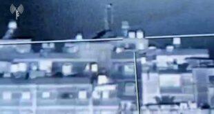 כוחות מגלן ואגוז פגעו בחוליות תמ״ס ומשגרי נ״ט, שירו טילים לע...