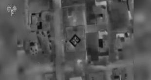 צפו בתיעוד מתקיפת מבנה רב קומות בשימוש ארגון הטרור חמאס, בו ...