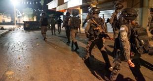 בעקבות האלימות החמורה בלוד וההחלטה להכריז על 'מצב חירום אזרחי' בעיר, פ...