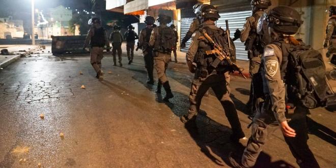 המשטרה הודיעה על עוצר לילי בלוד החל מהשעה 20:00