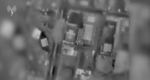 """צה""""ל תקף מבנים אסטרטגיים של ארגון הטרור חמאס וסיכל מספר פעיל..."""