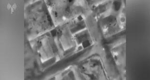 לפני זמן קצר, מטוס קרב תקף את ביתו של ראא'ד סעד, ראש מטה מבצ...