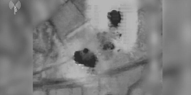 """גל תקיפות נוסף בעזה: צה""""ל תקף מוצבים צבאיים של החמאס והג'יהאד"""