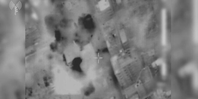 """צה״ל תקף 130 יעדי טרור ברצועת עזה: """"נמשיך לפעול בעוצמה נגד חמאס"""""""