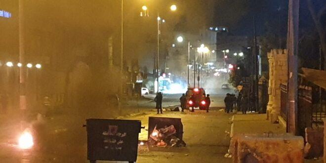 מאות התפרעו בקבר רחל ומעבר קלנדיה, חמישה חשודים נעצרו