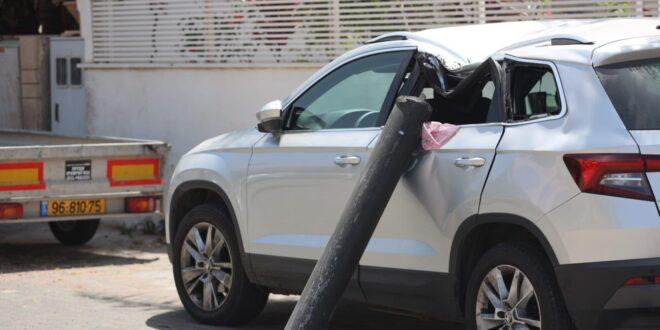 """צה""""ל: תושבי אשקלון מתבקשים להישאר במרחבים מוגנים עד להודעה חדשה"""