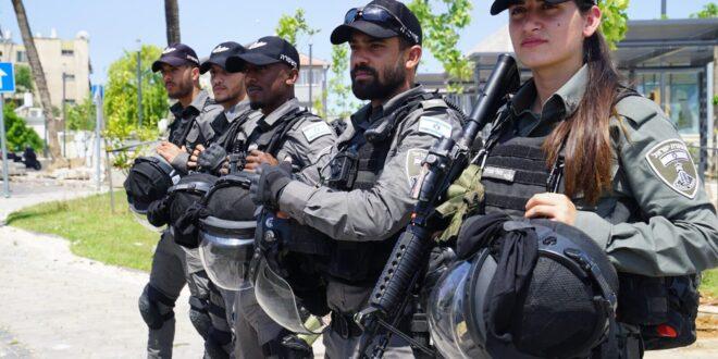 לאחר המהומות: מפקדה משימתית של משמר הגבול הוקמה בלוד