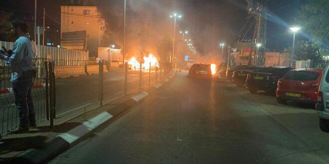 המשטרה חוקרת חשד לאירוע תקיפת אזרח סמוך לכיכר חב״ד בעכו