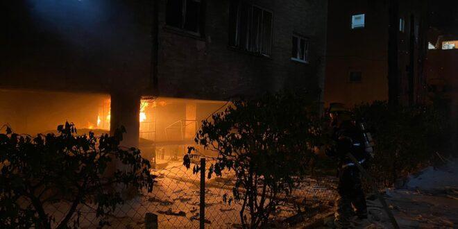 3 תושבי חיפה נעצרו בחשד להשלכת בקבוק תבערה לעבר בניין מגורים בחיפה