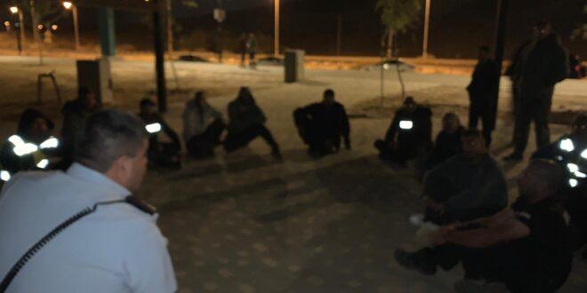 המשטרה: הבדואים בנגב ישמרו על כביש 25 כדי להרחיק מתפרעים