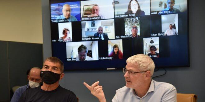 שר החוץ לשגרירים ישראלים: משימתנו היא שימור הלגיטימציה הבינלאומית