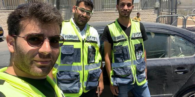 ירושלים: תינוק כבן שנה ננעל ברכב בשגגה לעיני הוריו וחולץ בשלום
