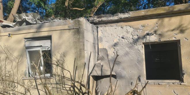 פגיעה ישירה בבית במועצה האזורית אשכול – אין נפגעים