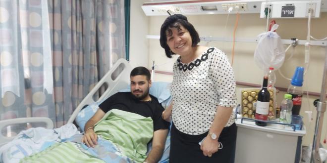"""ראש עיריית בית שמש: """"בימים אלו חובה לומר תודה למשטרת ישראל"""""""
