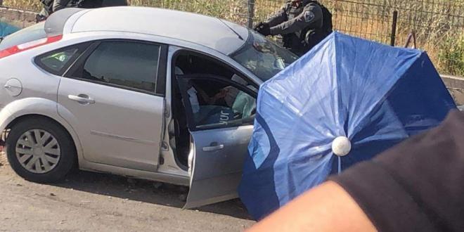 דיווח ראשוני: פיגוע דריסה בדרך שכם בירושלים, 6 פצועים, המחבל מנוטרל