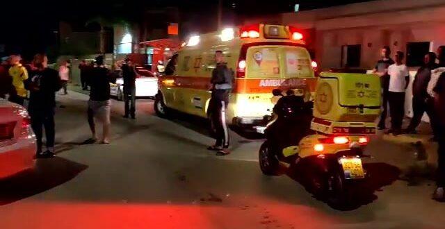 שני ילדים נפגעו קשה ואחד אנוש בשריפה שפרצה בג'סר א זרקא