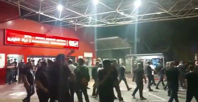 """לאחר המהומות ברמלה ולוד: עשרות התפרעו בבי""""ח אסף הרופא"""