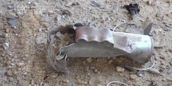 אשדוד: בת 12 נפצעה קל מפגיעת רסיסים מנפילת רקטה בעיר